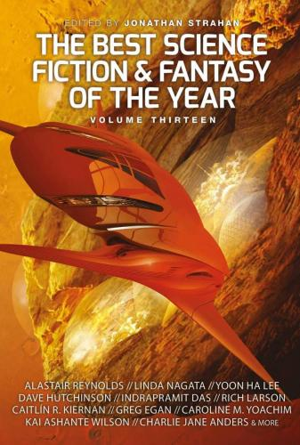 Best Science Fiction of the Year 13