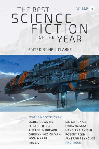 Best Science Fiction of the Year 4